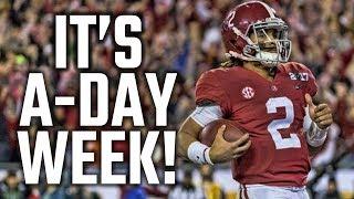 Get ready for Alabama