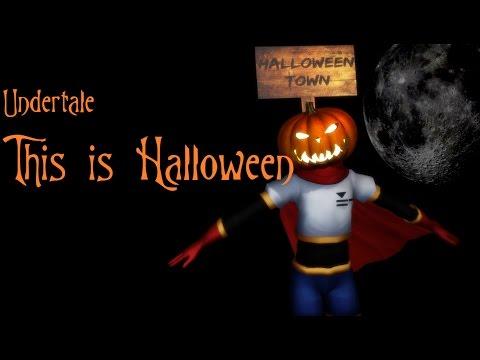 Xxx Mp4 MMD PV This Is Halloween Undertale 3gp Sex