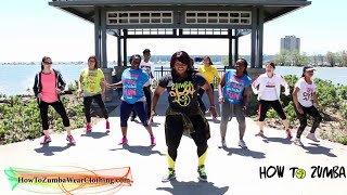 Je Kan Mo by Skales (African, Zumba® Fitness Choreography)  @How2Zumba