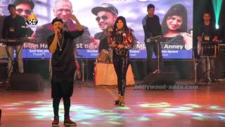 LIVE Performance - Desi Rappers - MD KD ANNEY B From Haryana - Mumbai Bhaidass Hall