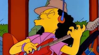Los Simpson - Cumbia El Prisionero