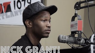 "Nick Grant Talks ""88"", Black Sinatra, Making Every Bar Count, And More"