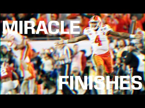 College Football Miracle Finishes Part 5