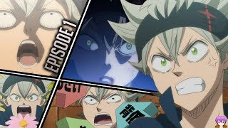 Black Clover Episode 1 Anime First Impressions
