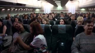 Final Destination 1 - Flight 180 Explosion [HD]