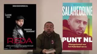 Videocolumn: Salaheddine over film REDA en nieuwe boek!