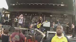 Rock on the Range 2015 - Periphery - Icarus Lives
