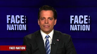 Anthony Scaramucci says the White House is