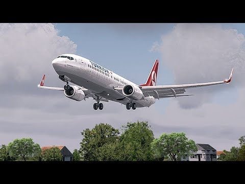 Who s in Control Boeing 737 Crash in Amsterdam Turkish Airlines Flight 1951
