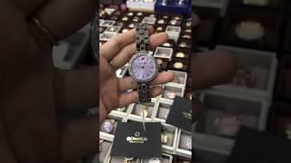 Swarovski Daytime Lavender Bracelet Watch 5130555