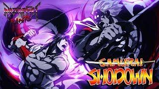 SAMURAI SHODOWN is BACK!