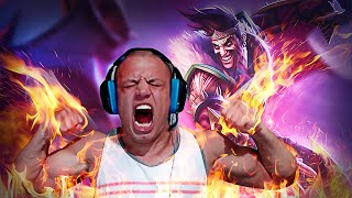 TYLER1 DRAVEN HYPE MONTAGE