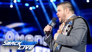 Kevin Owens' Highlight Reel raises tensions between Styles & Mahal: SmackDown LIVE, May 16, 2017
