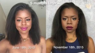 My Current Natural Hair Regimen | Length Retention & Rapid Growth Tips