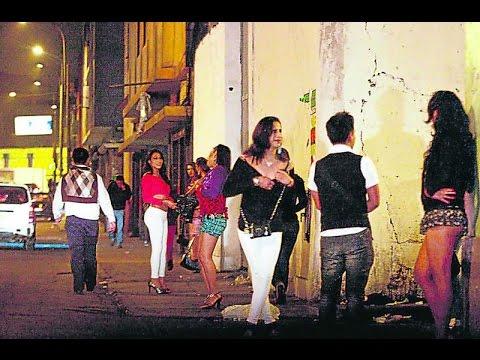 La polémica oferta electoral para acabar con la prostitución callejera