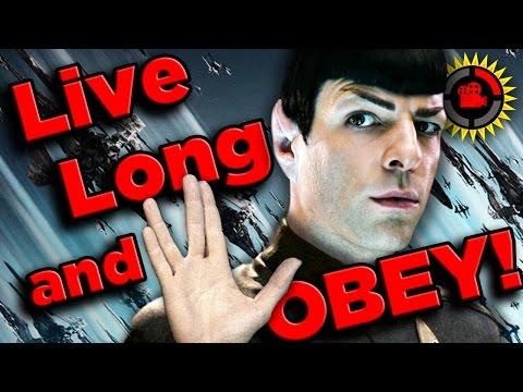Film Theory Why The Star Trek Federation is Fascist