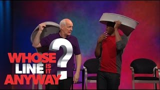 Oversized Props - Whose Line Is It Anyway? US