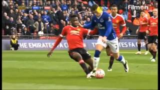 Everton vs Manchester United 1-2 FA Cup Semi Final Full Highlights HD 23/4/2016