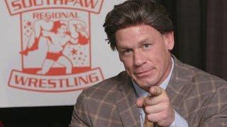 Southpaw Regional Wrestling is finally unleashed: Southpaw Regional Wrestling - Episode 1