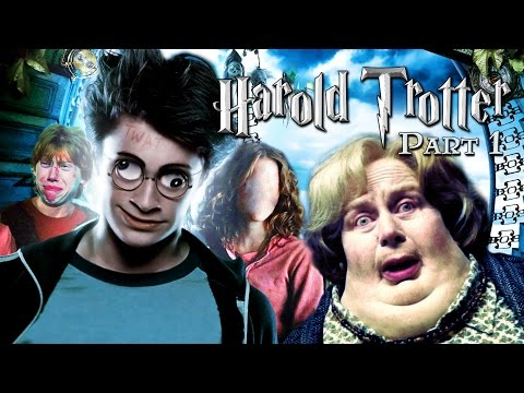 YTP: Harry Potter and the Smelly Old Shoe Brush [Part One]