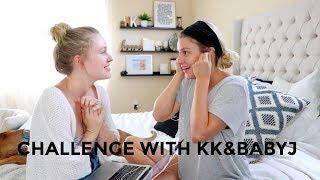WHISPER CHALLENGE WITH KEREN!