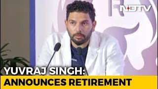 """""""Time To Move On,"""" Says Yuvraj Singh, Announces Retirement"""