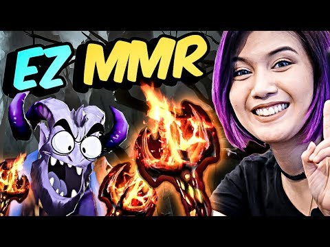 HOW TO LORELYN Dota Funny & WTF Moments
