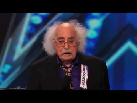 Ray Jessel - The Penis Song Audition (America's Got Talent 2014)