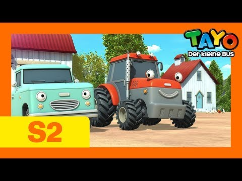 Tayo Nanas Einladung l Spielzeit 2 Folge 24 l Tayo Der Kleine Bus