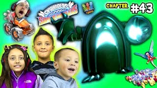 Lets Play SKYLANDERS SUPERCHARGERS Chapter 43: THE GUARDIAN of SLUMBERING SPIRES