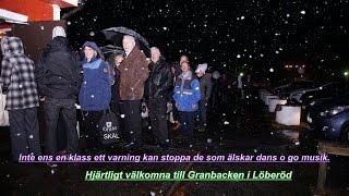 Granbackens torsdagadans den 23 feb 2017 musik Matz Bladhs