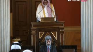 فيديو تكريم الأمير نواف بن فيصل بن فهد بن عبدالعزيز نظير جهوده في خدمة القانون الرياضي