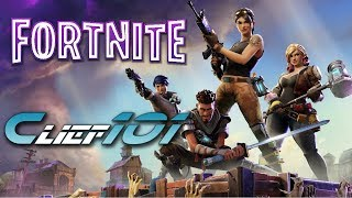 FORTNITE WITH THE CREW | With Clief101