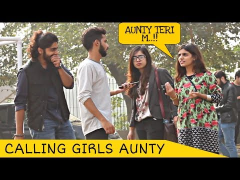 Xxx Mp4 Calling Cute Girls AUNTY Prank FCCU Prank In Pakistan 3gp Sex