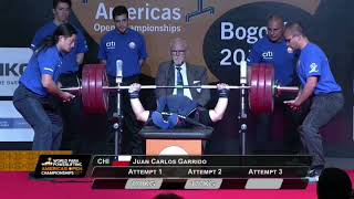 Best Powerlifter | World Para Powerlifting Americas Champs | Bogota 2018