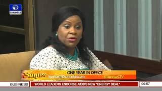 Sunrise: Analysing Buhari's One Year In Office Pt. 4
