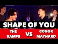 Download Ed Sheeran Shape Of You SING OFF Vs The Vamps mp3