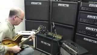 FRYETTE JAZZ AMP PROJECT FEATURING KEN ROSSER