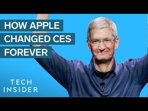 Xxx Mp4 How Apple Changed CES Forever 3gp Sex