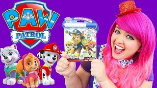 Coloring PAW Patrol Magic Ink Coloring & Activity Book Imagine Ink Marker | KiMMi THE CLOWN