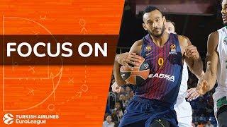 Focus on Adam Hanga, Barcelona: Defensive masterclass