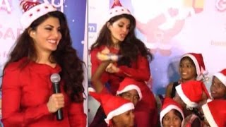 When Jacqueline turned Santa