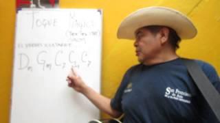 APRENDE A TOCAR EL TOQUE MAGICO CON LALO TEX