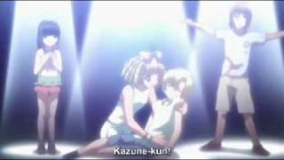 Kamichama Karin episode 15 clip - The Melodrama of Kujyou Kazune