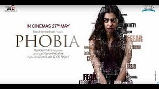 Phobia Full Movie Promotion Event - 2016 - Radhika Apte - Full Movie Promotional Event