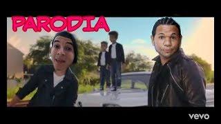 Nacho - Happy Happy ft. Los Mendoza PARODIA