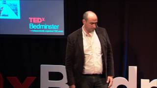 Food is our first network | Benjamin Walmer | TEDxBedminster
