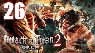 Attack on Titan 2 - Gameplay Walkthrough Part 26: Scream