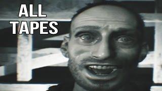 Resident Evil 7 - All Video Tapes