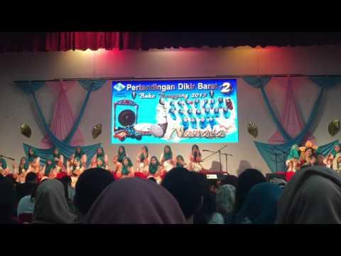 Piala Buka Panggung 2015 - Nuwara (intro+juara)